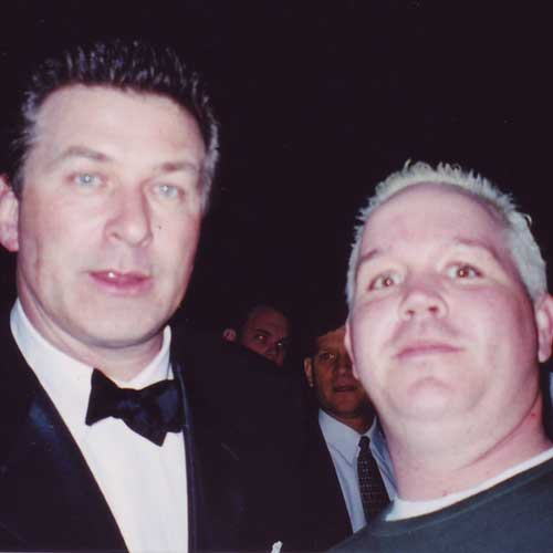 Alec Baldwin In-person autographed photo