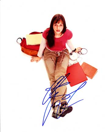 Amber Tamblyn autographed photo for sale