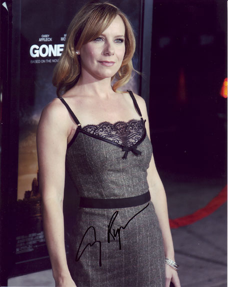 Amy Ryan autographed photo for sale