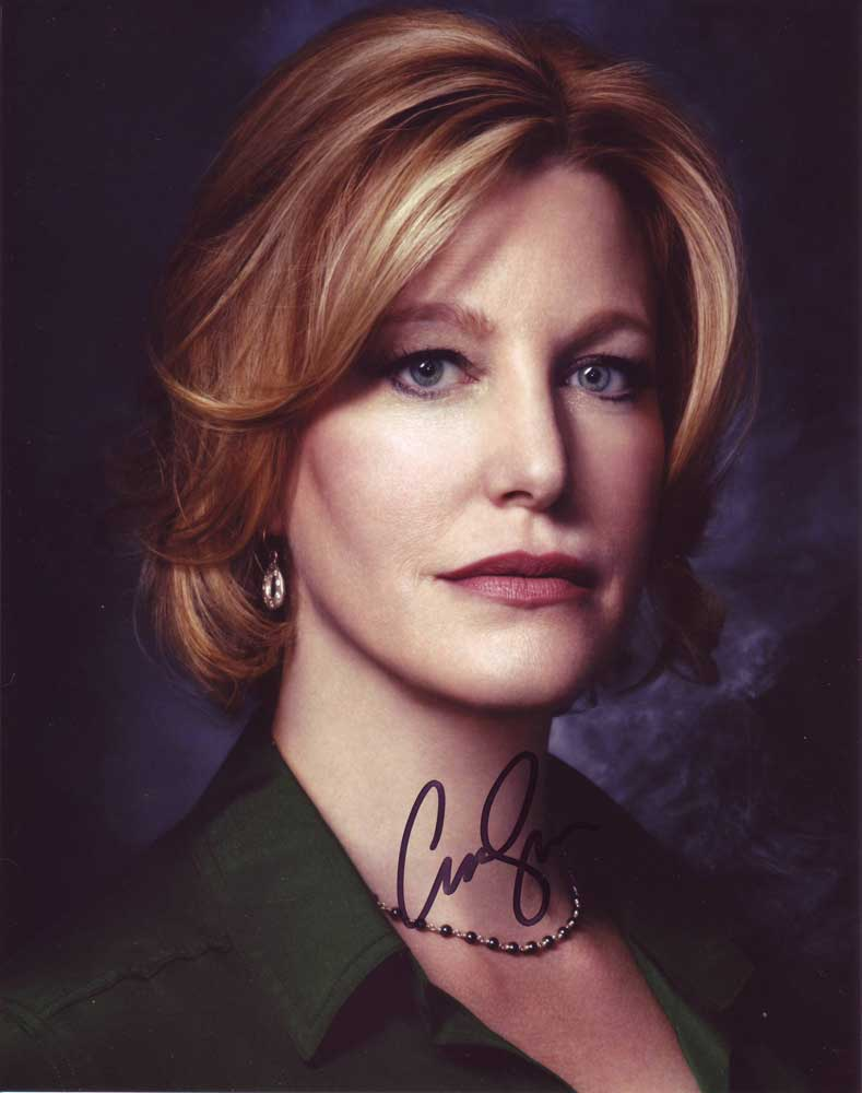 Anna Gunn In-person Autographed Photo