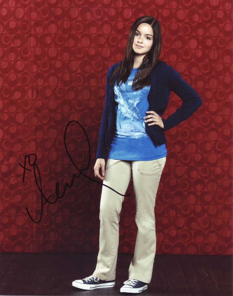 Ariel Winter in-person autographed photo