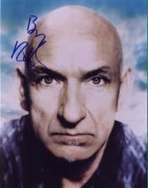 Ben Kingsley autographed photo for sale