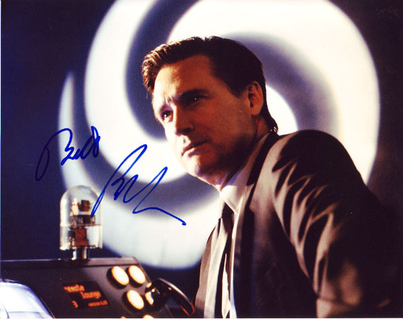 Bill Pullman autographed photo for sale