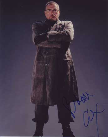 Brian Cox autographed photo for sale