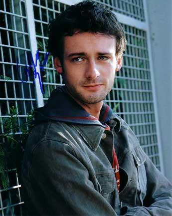 Callum Blue in-person autographed photo for sale