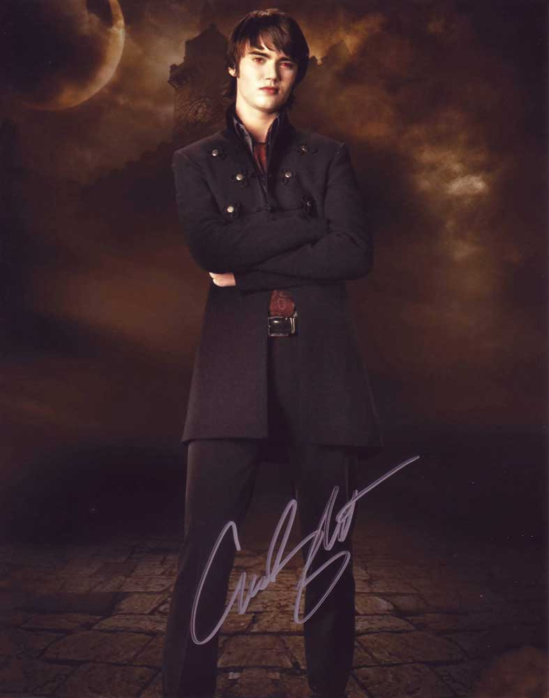 Cameron Bright in-person autographed photo