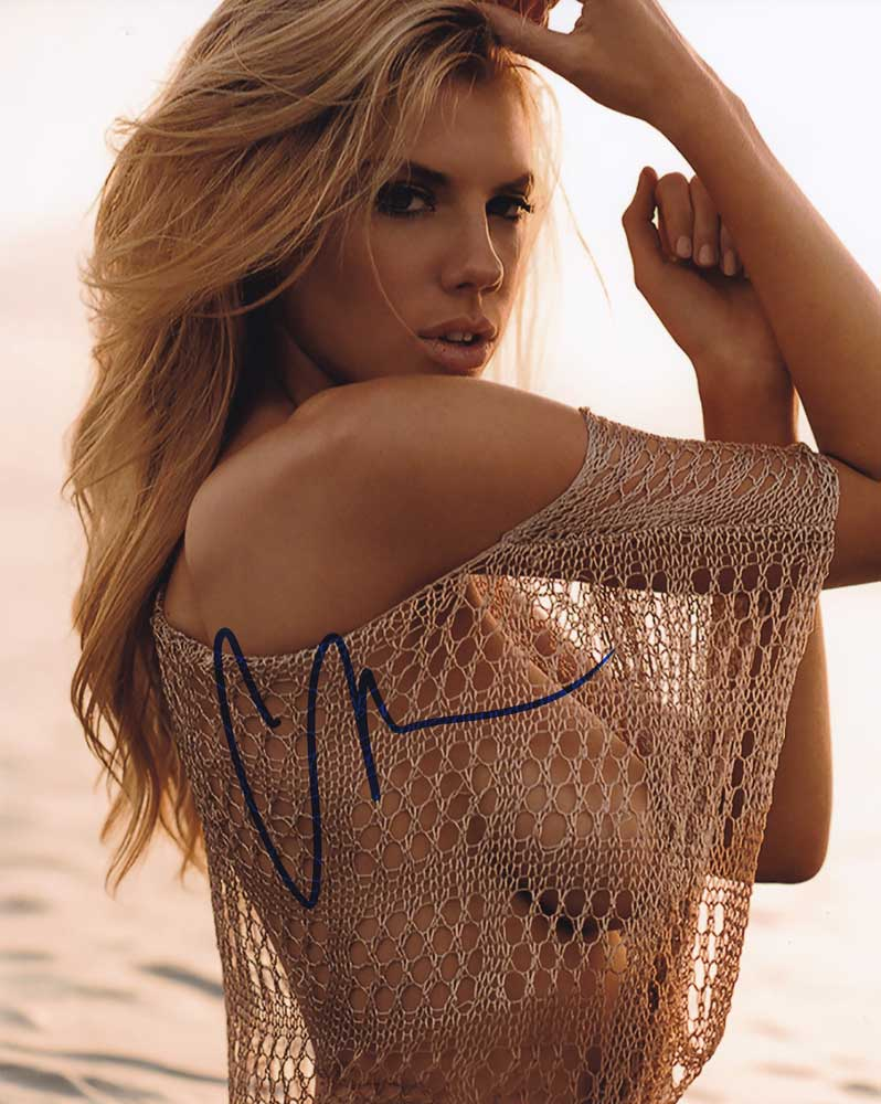 Charlotte McKinney in-person autographed photo