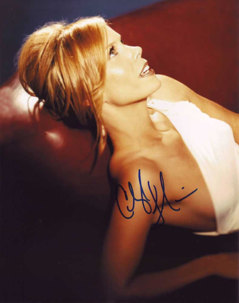 Cheryl Hines in-person autographed photo