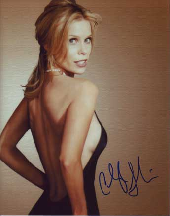 Cheryl Hines autographed photo for sale