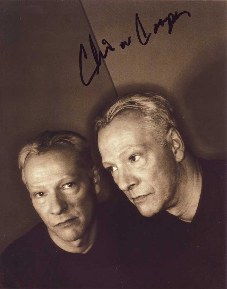 Chris Cooper in-person autographed photo