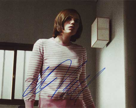 Clea DuVall autographed photo for sale
