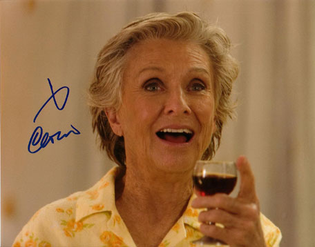 Cloris Leachman at