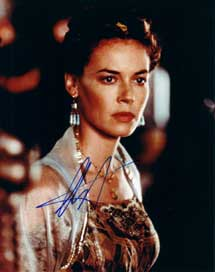Connie Nielsen autographed photo for sale