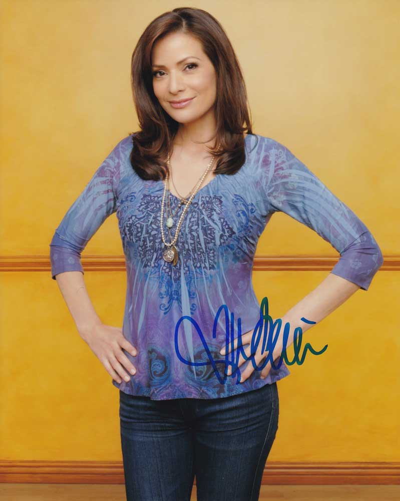 Constance Marie In-person Autographed Photo