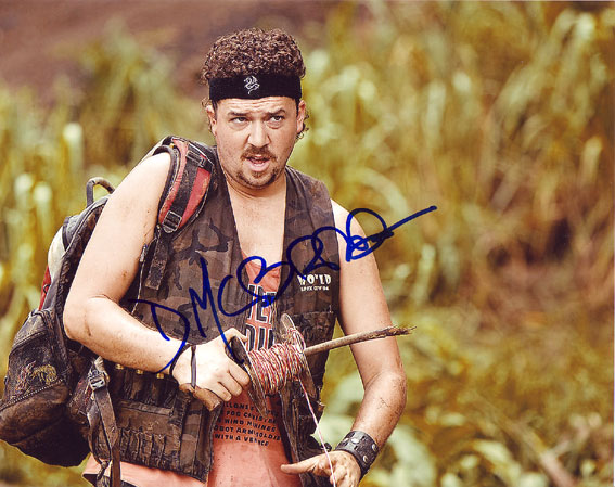 Danny McBride autographed photo for sale