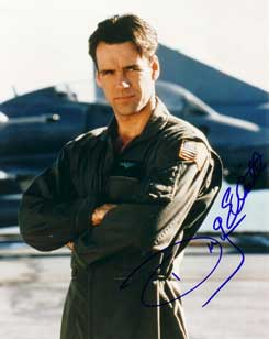 David James Elliott autographed photo for sale
