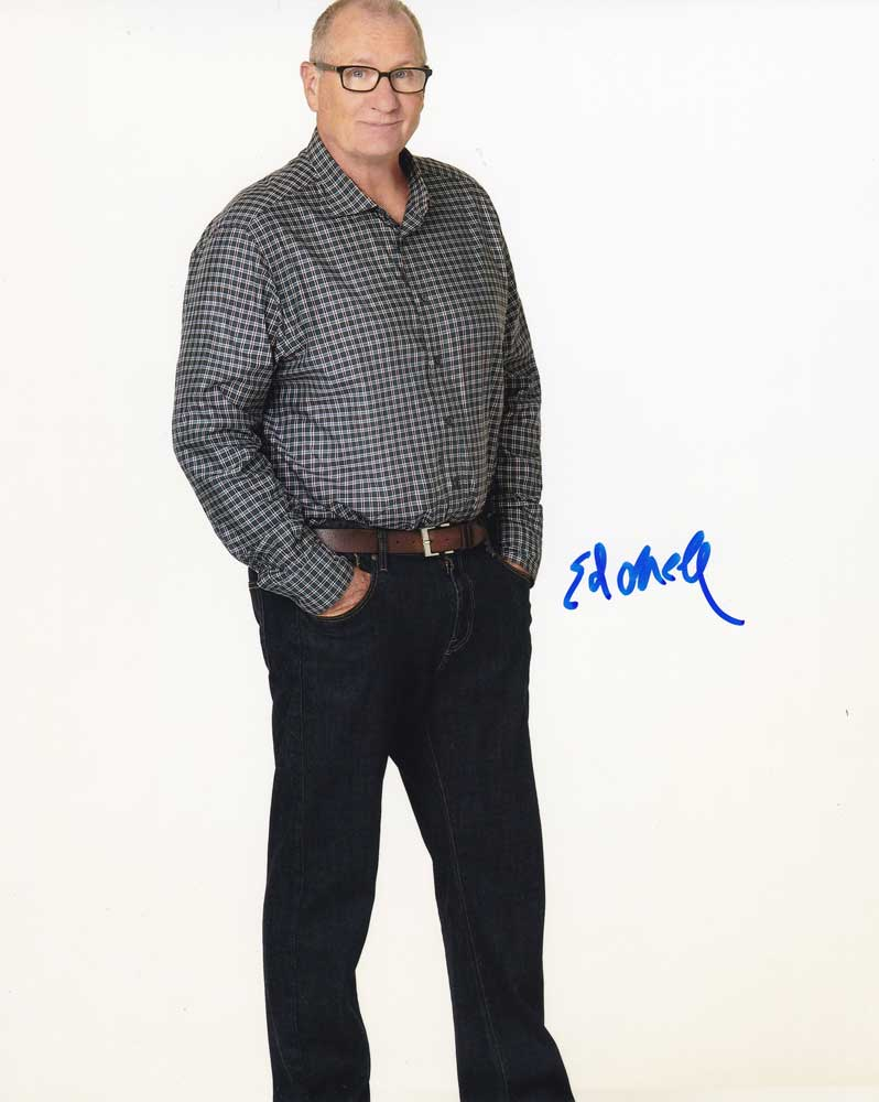Ed O'Neill In-person Autographed Photo