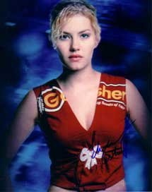 Elisha Cuthbert autographed photo for sale