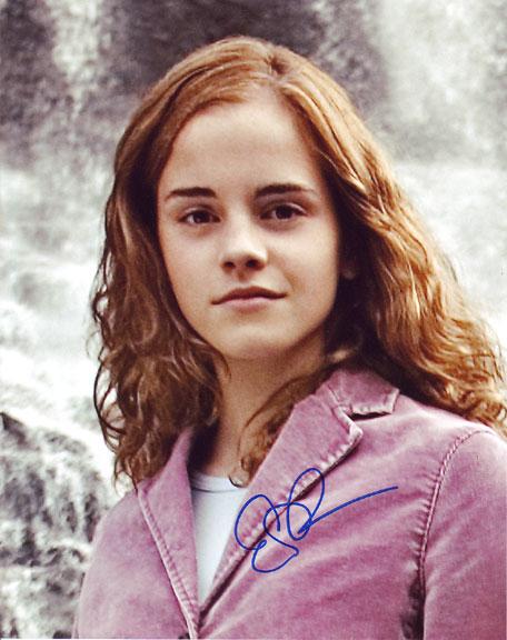 emma watson. Emma Watson in-person