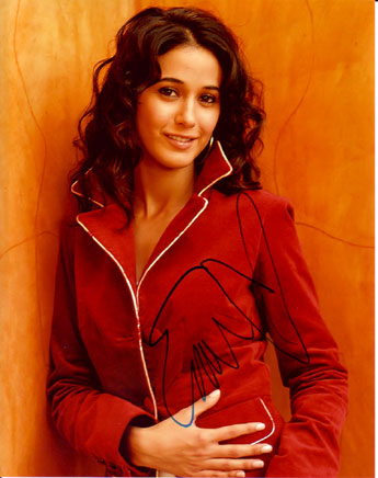 Emmanuelle Chriqui autographed photo for sale