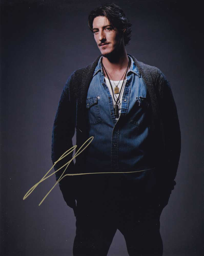 Eric Balfour In-person Autographed Photo