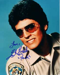 Erik Estrada autographed photo for sale