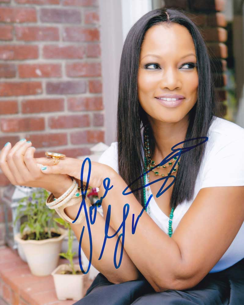 Garcelle Beauvais In-person Autographed Photo