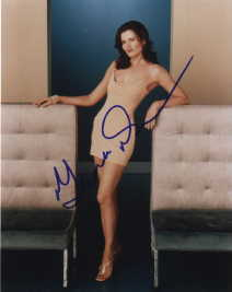 Geena Davis autographed photo for sale