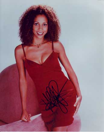 Holly Robinson Peete autographed photo for sale