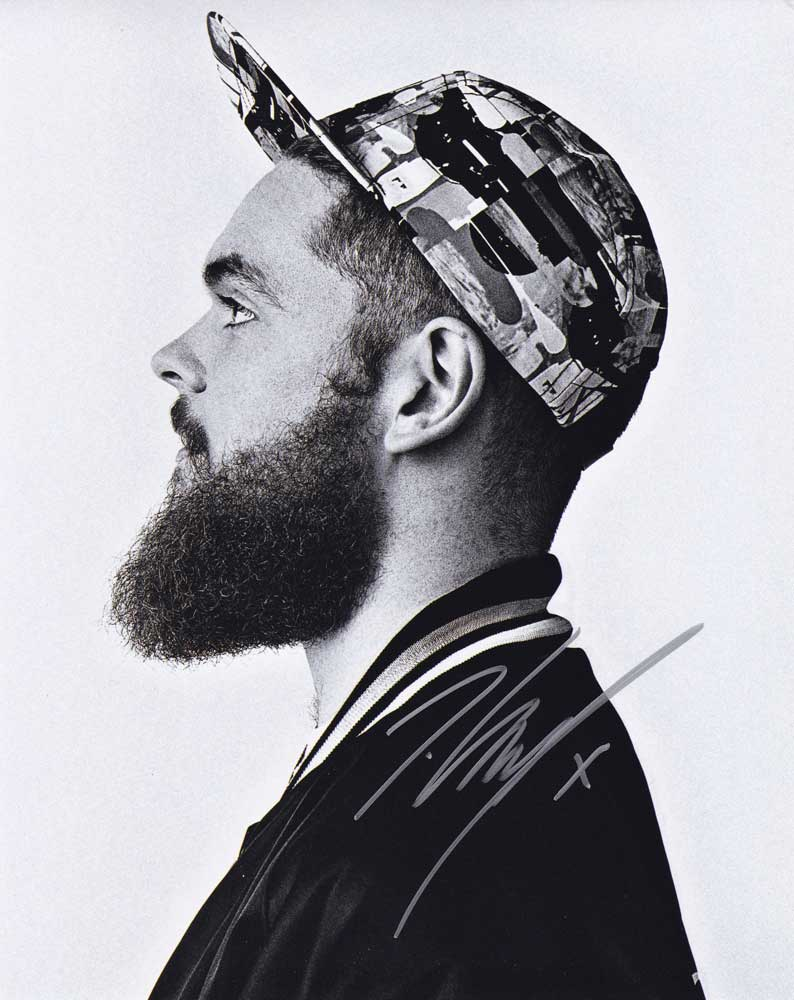 Jack Garratt In-person Autographed Photo