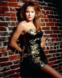 Jamie Luner autographed photo for sale