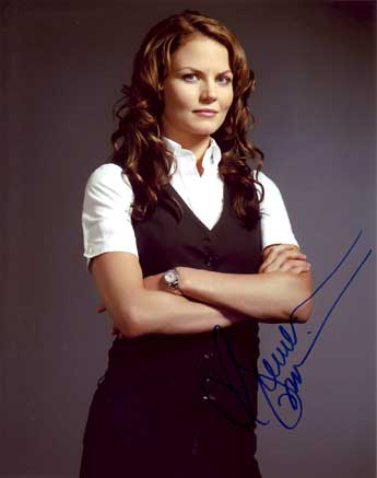 Jennifer Morrison autographed photo for sale