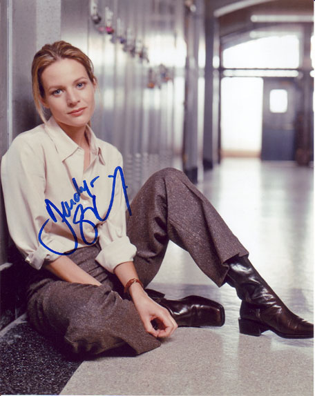 Jessalyn Gilsig autographed photo for sale