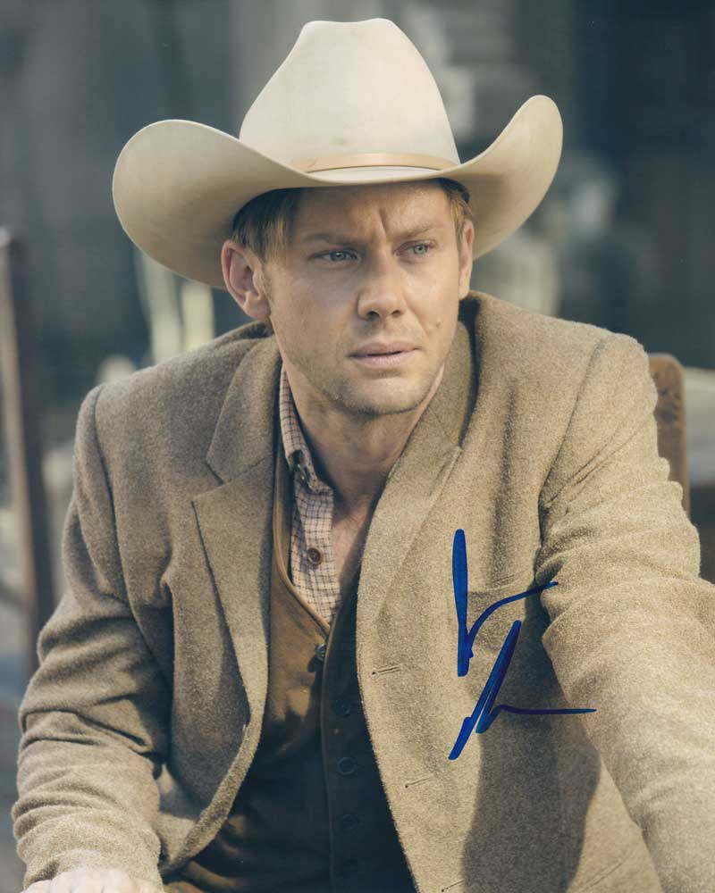 Jimmi Simpson in-person autographed photo