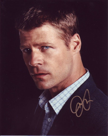 Joel Gretsch autographed photo for sale
