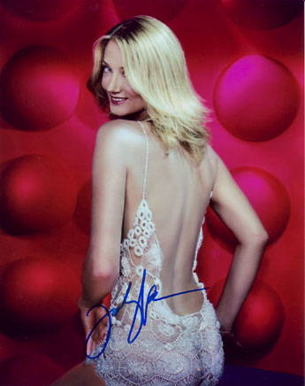 Joely Fisher in-person autographed photo