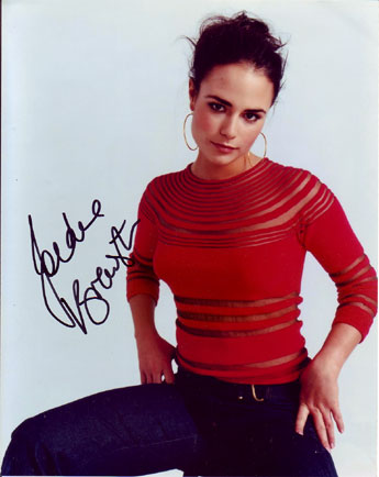 Jordana Brewster autographed photo for sale