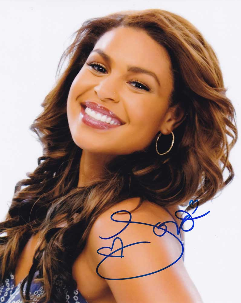 Jordin Sparks in-person autographed photo