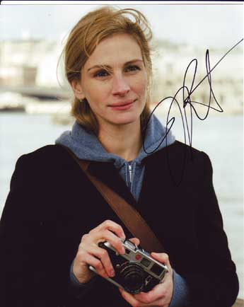 Julia Roberts. Leica? who knew Julia Roberts