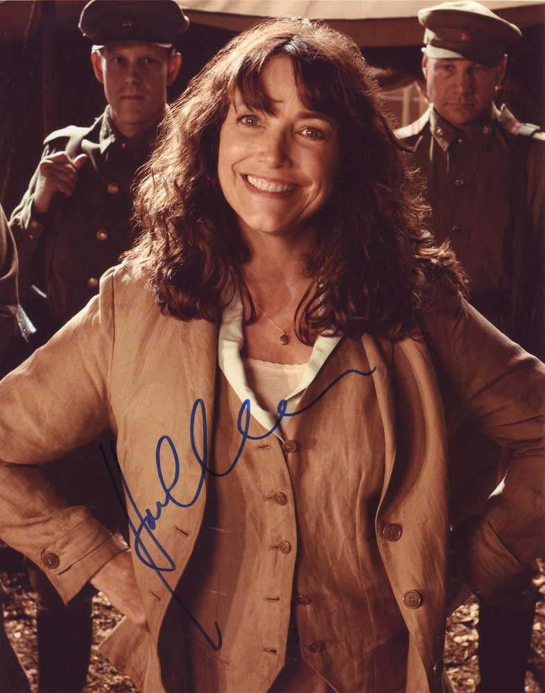 Karen Allen in-person autographed photo
