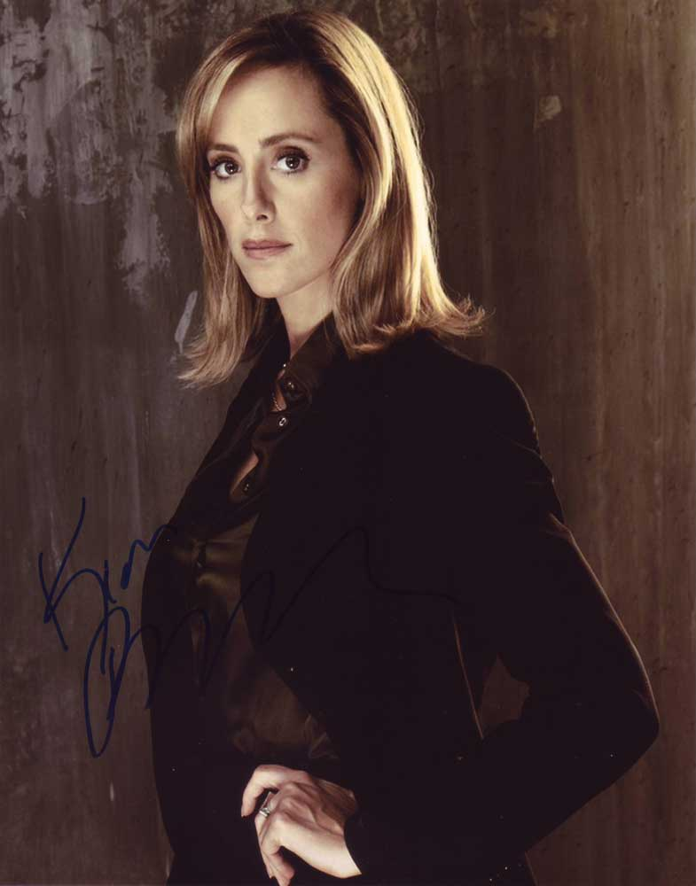 Kim Raver in-person autographed photo