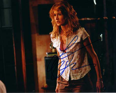 Laura Dern autographed photo for sale