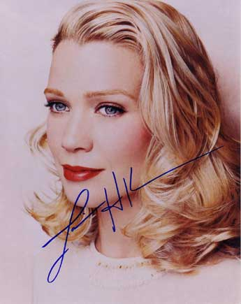 Laurie Holden autographed photo for sale