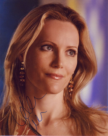 Leslie Mann autographed photo for sale