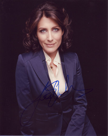Lisa Edelstein autographed photo for sale