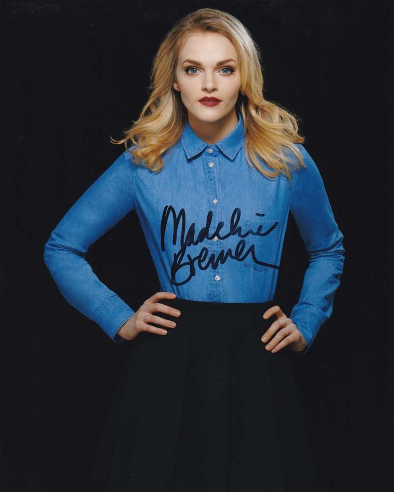 Madeline Brewer In-person Autographed Photo