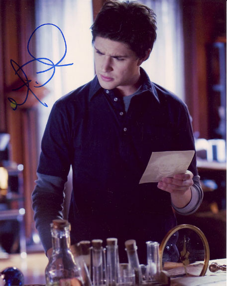 Matt Dallas autographed photo for sale