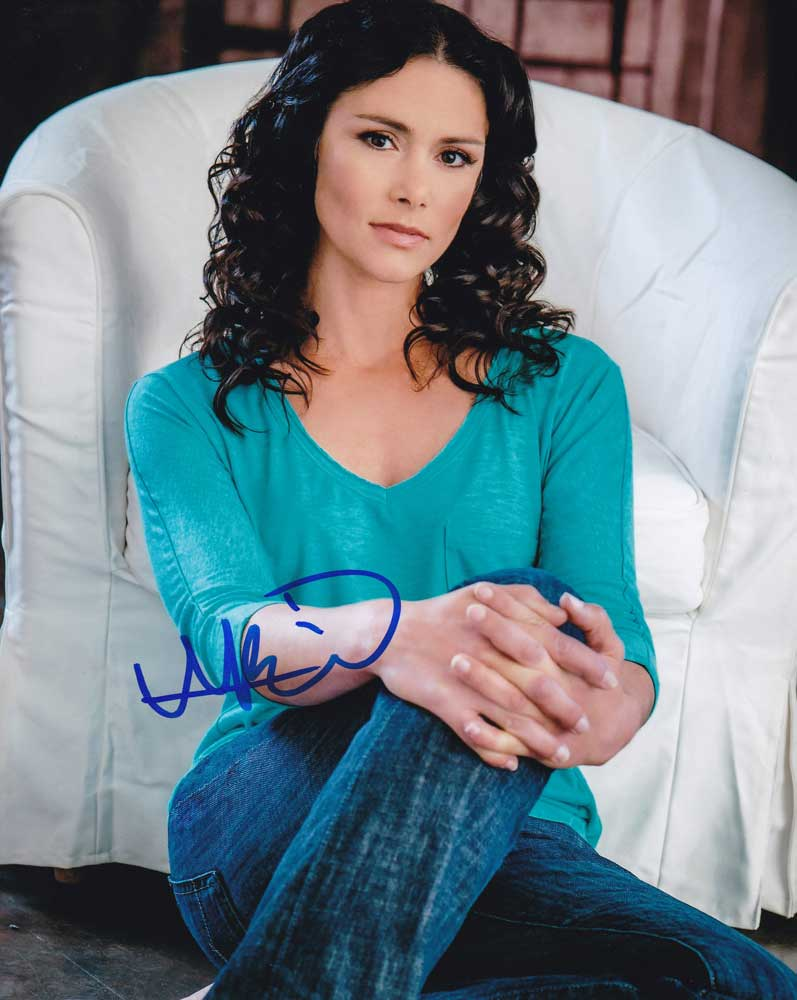 Melissa Ponzio In-person Autographed Photo