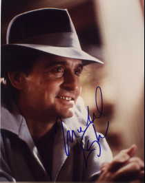 Michael Douglas autographed photo for sale