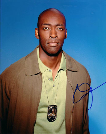 Michael Jace in-person autographed photo